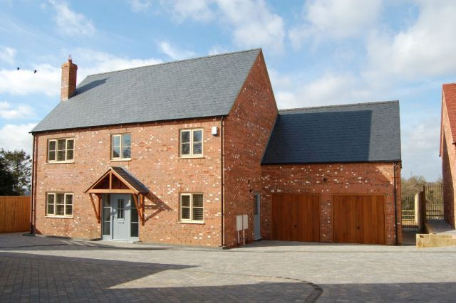 Thumbnail Detached house for sale in West Street, Ecton, Northampton