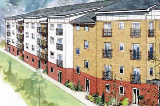 """2 bed flat for sale in """"Type A"""" at Sanderson Villas, Gateshead"""