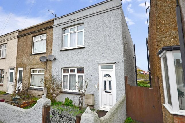 Thumbnail Terraced house to rent in Dymchurch Road, Hythe