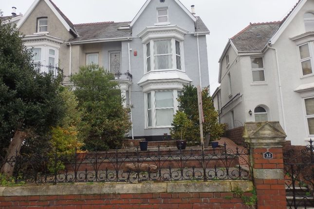 Thumbnail Semi-detached house to rent in Old Road, Llanelli