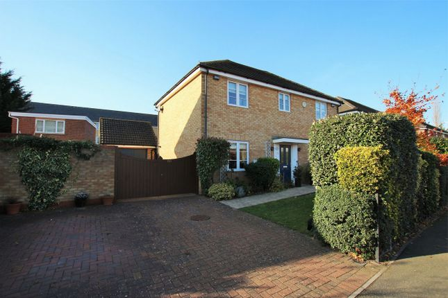 Thumbnail Detached house for sale in Boars Tye Road, Silver End, Witham, Essex