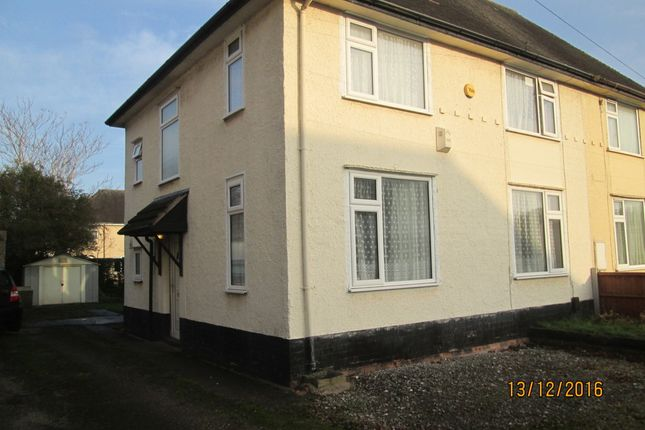 Thumbnail Semi-detached house to rent in Goodwin Avenue, Newcastle-Under-Lyme