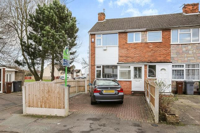 Thumbnail Semi-detached house for sale in Talbot Road, Wolverhampton