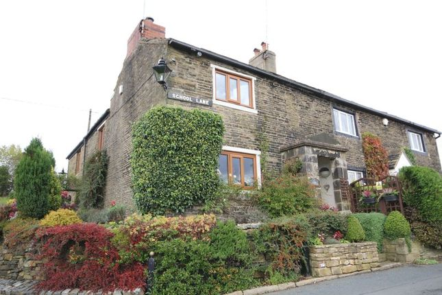 Thumbnail Cottage for sale in School Lane, Ashworth Valley, Rochdale