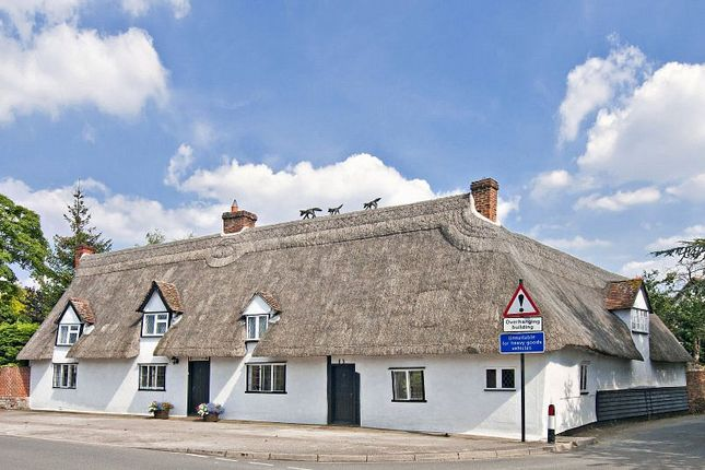 Thumbnail Detached house for sale in The Street, Stoke By Clare, Suffolk
