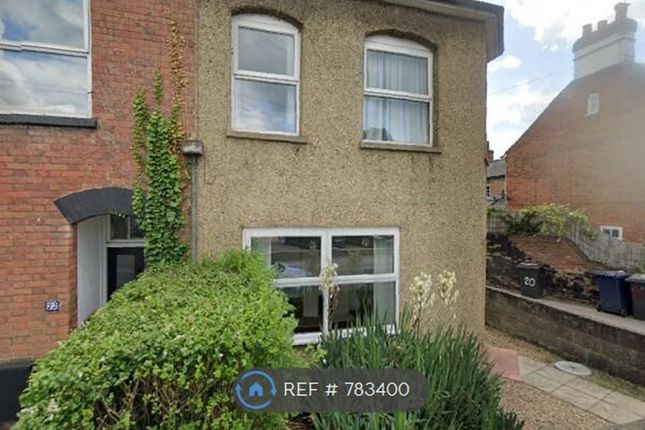 Thumbnail End terrace house to rent in Guildford Road, Farnham