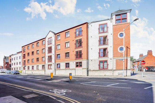 Thumbnail Flat for sale in City Heights, Loughborough, Leicestershire, .