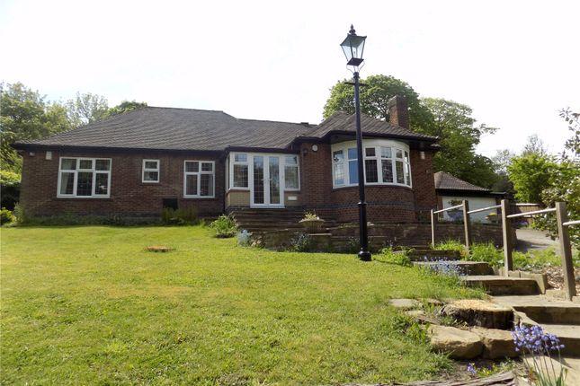 Thumbnail Detached bungalow for sale in Hands Road, Heanor, Derbyshire