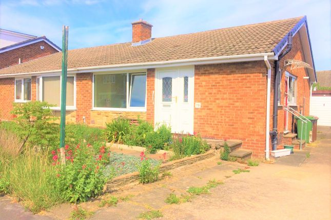 Thumbnail Semi-detached bungalow to rent in Coxley View, Netherton