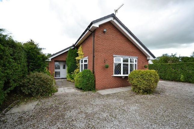 Thumbnail Detached bungalow for sale in Coach Road, Bickerstaffe
