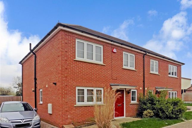 Thumbnail Semi-detached house for sale in Reginald Road, Romford, Essex
