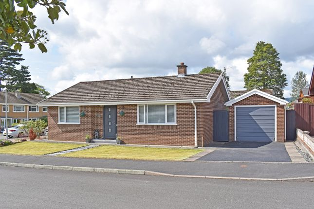 Thumbnail Detached bungalow for sale in 3 Bryngwy, Rhayader