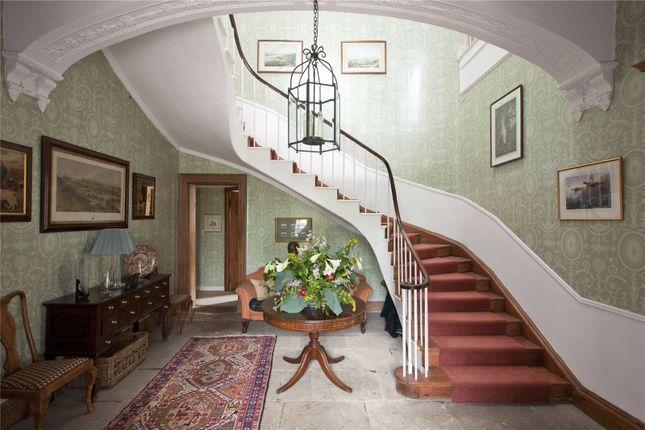 Staircase of Quarter, Denny, Stirlingshire FK6
