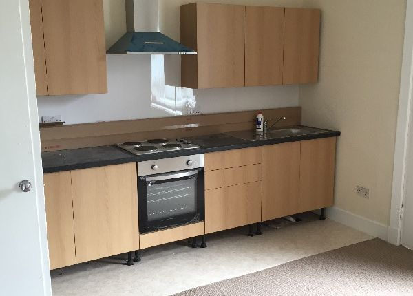 Thumbnail Flat to rent in Wellpark Road, Saltcoats, North Ayrshire, 5Lh