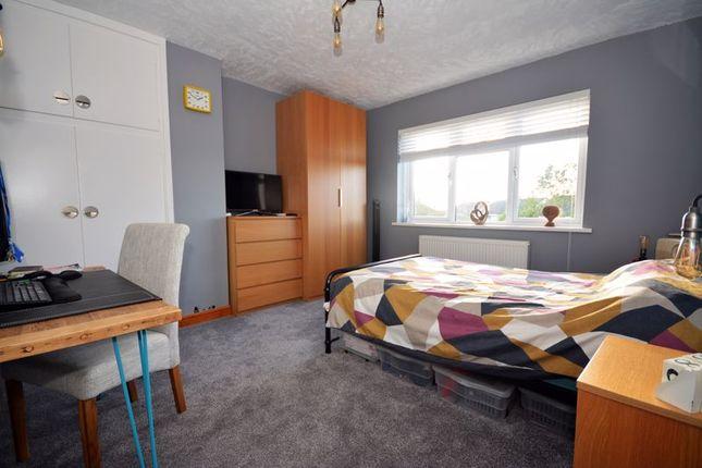 Bedroom Two of Elgar Crescent, Llanrumney, Cardiff CF3