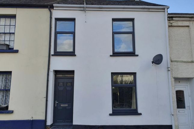 Thumbnail Terraced house to rent in Grosvenor Street, Barnstaple