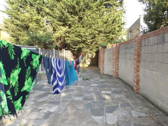 Garden of Chalgrove Road, Tottenham, London N17