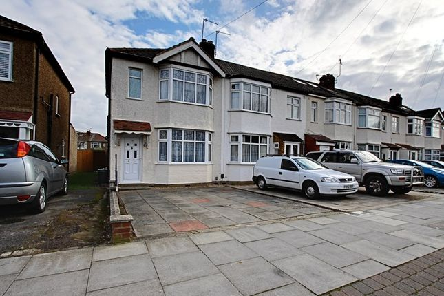 Thumbnail Property for sale in Churchbury Lane, Enfield