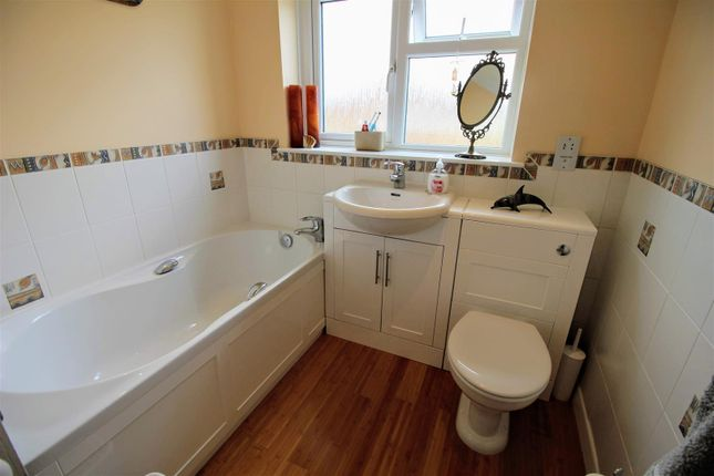 Bathroom of Woodside Avenue, Old Walcot, Swindon SN3
