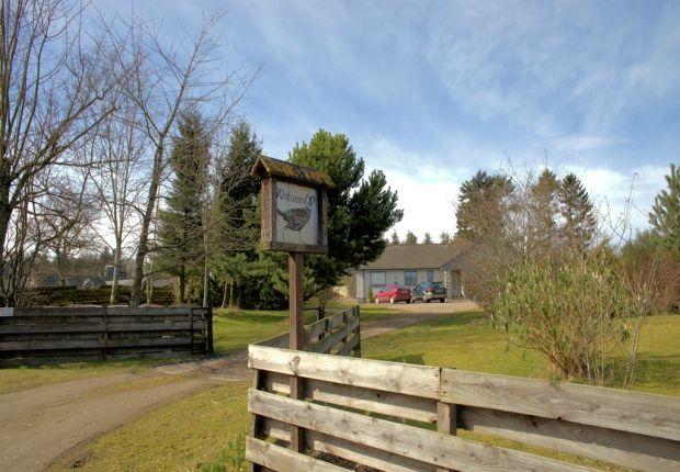 Thumbnail Detached bungalow for sale in Aberlour