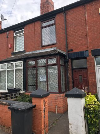Thumbnail Terraced house to rent in Basford Park Road, Newcastle Under Lyme