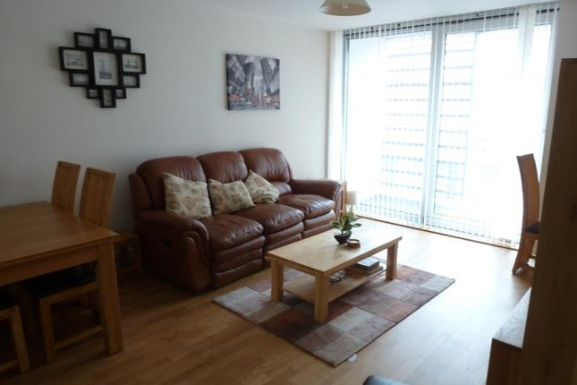Thumbnail Flat to rent in Highcross Lane, Leicester