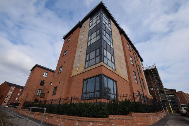 Thumbnail Flat to rent in Lodge Lane, Derby
