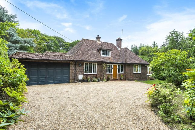 Thumbnail Detached bungalow for sale in Hermongers Lane, Rudgwick