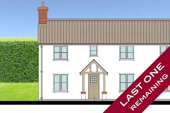 Thumbnail Semi-detached house for sale in Horwood Lane, Wickwar