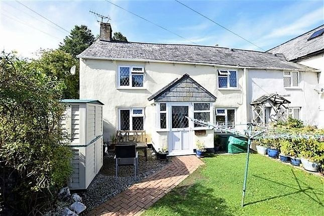 Thumbnail Semi-detached house for sale in Week St. Mary, Bude