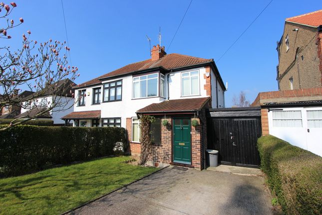 Thumbnail Semi-detached house to rent in Blossom Way, Uxbridge