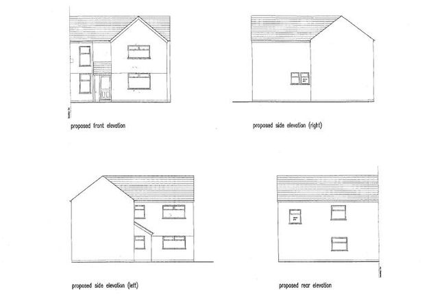 Thumbnail Bungalow to rent in Pantmawr Road, Cardiff