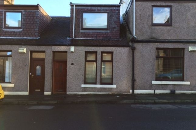 Thumbnail Terraced house to rent in Whyterose Terrace, Methil, Leven