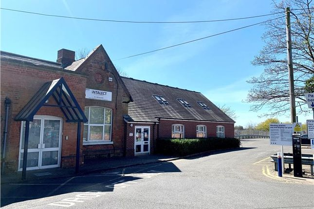 Thumbnail Commercial property to let in Centurion House, Station Yard, Hinckley, Leicestershire