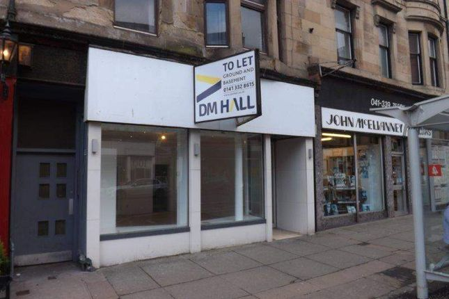 Thumbnail Office to let in 135 Byres Road, Glasgow