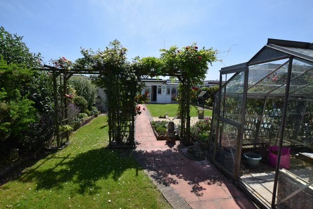 Rear Garden of Westham Drive, Pevensey Bay BN24