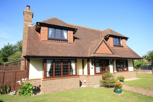 Detached house for sale in Chelgates, Cooden Beach, Bexhill-On-Sea