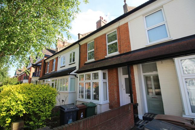 Thumbnail Maisonette for sale in Buxton Road, Chingford, Greater London