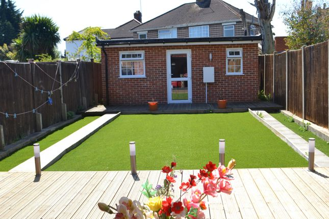 Thumbnail Semi-detached house to rent in Marvell Avenue, Hayes, Middlesex
