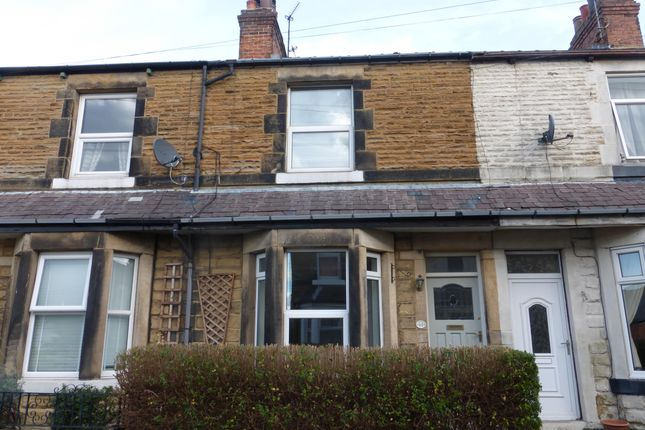 Thumbnail Terraced house to rent in Albert Place, Harrogate