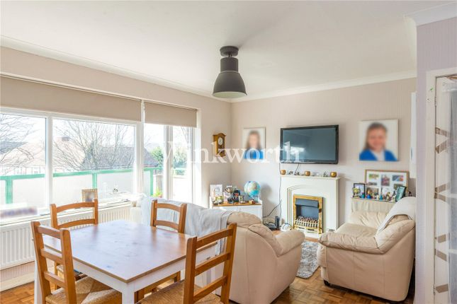 Thumbnail Flat for sale in Meadow Bank, Eversley Park Road, London