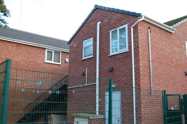 1 bed flat to rent in Church Street, Little Lever, Bolton BL3