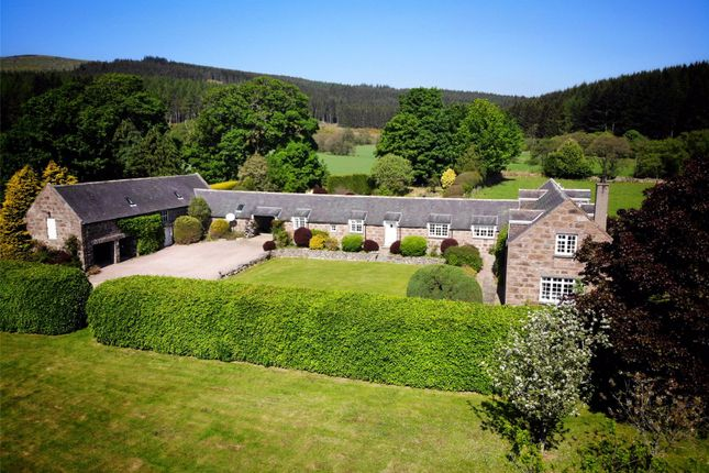 Thumbnail Detached house for sale in Craigton Steading, Banchory, Aberdeenshire