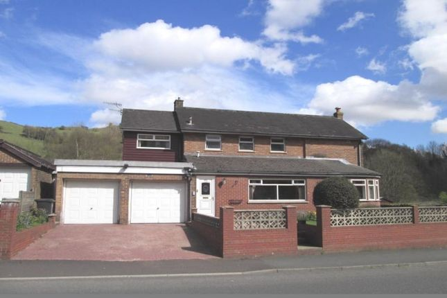 Thumbnail Detached house to rent in Rochdale Road, Walsden, Todmorden