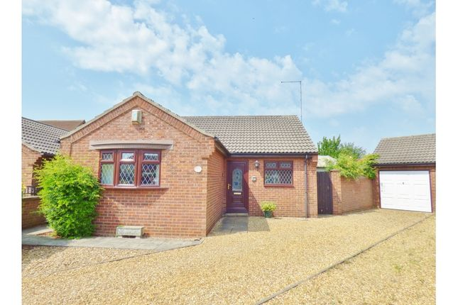 2 bed bungalow for sale in Anthony Close, Whittlesey, Peterborough PE7