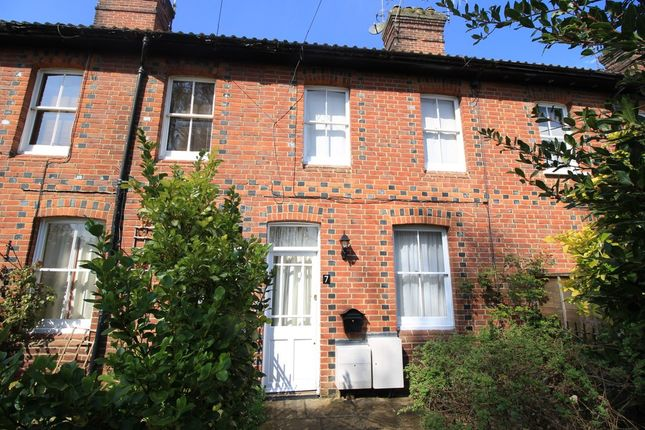 Thumbnail Terraced house to rent in Culverwell Gardens, Winchester