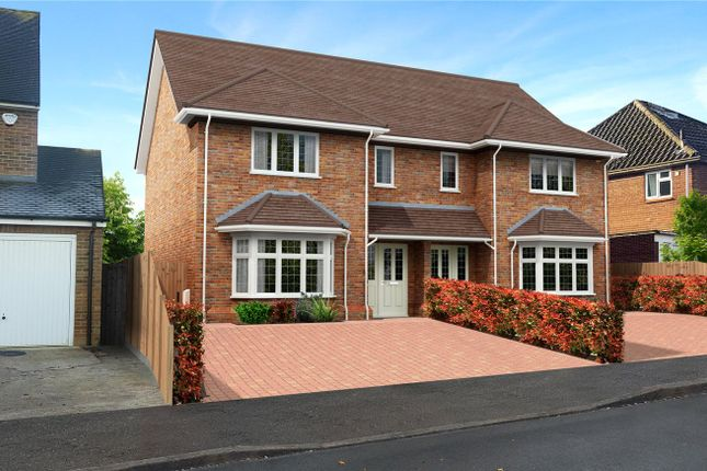 Thumbnail Semi-detached house for sale in Granby Avenue, Harpenden, Hertfordshire