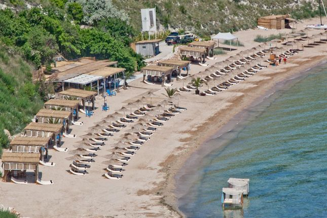Private Beach of Thracian Cliffs, Varna, Bulgaria