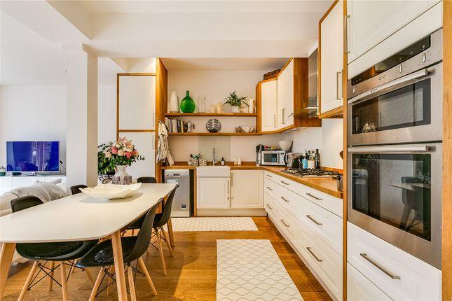 Kitchen of Rocks Lane, London SW13
