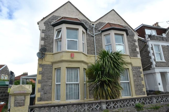 Thumbnail Flat to rent in Gordon House, Weston-Super-Mare, Weston-Super-Mare